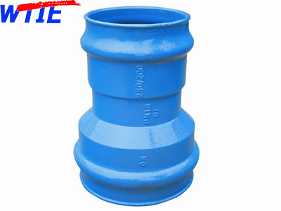 Double Socket Reducer For PVC