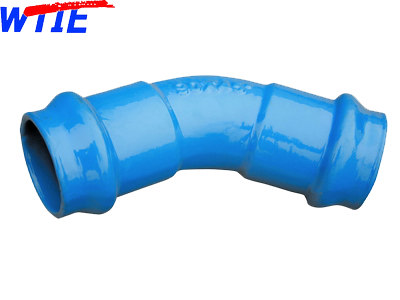 Double Socket Elbow For PVC
