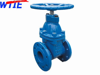 ENBS1074 Resilient seated gate valve