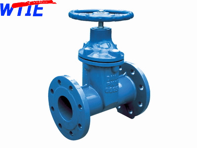 DIN3352-F5 Resilient seated gate valve