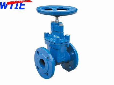 DIN3352-F4 Resilient seated gate valve