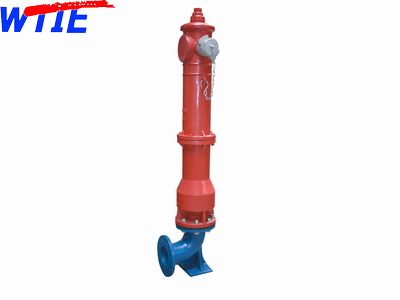 Vertical type hydrant-DN100