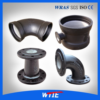 Ductile iron fittings ISO2531/EN545/EN598