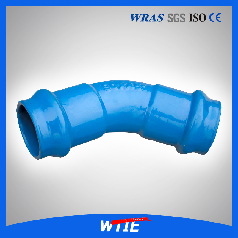Double Socket Elbow For PVC Pipe