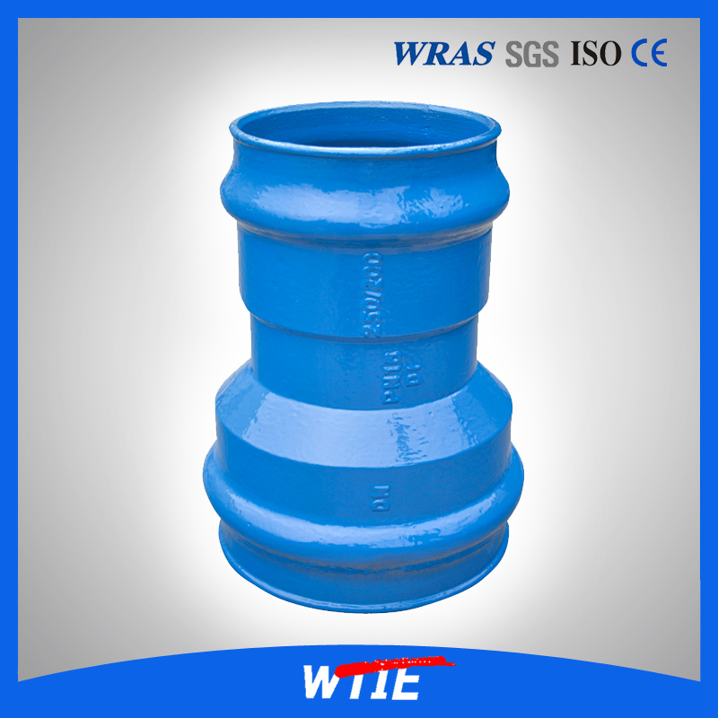 Double Socket Reducer For PVC Pipe