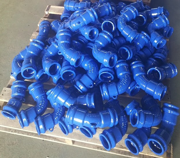 DI Fittings for PVC Pipe