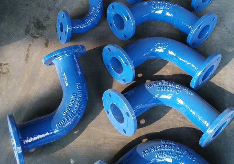 AS/NZS 2280 Double Flange Bend